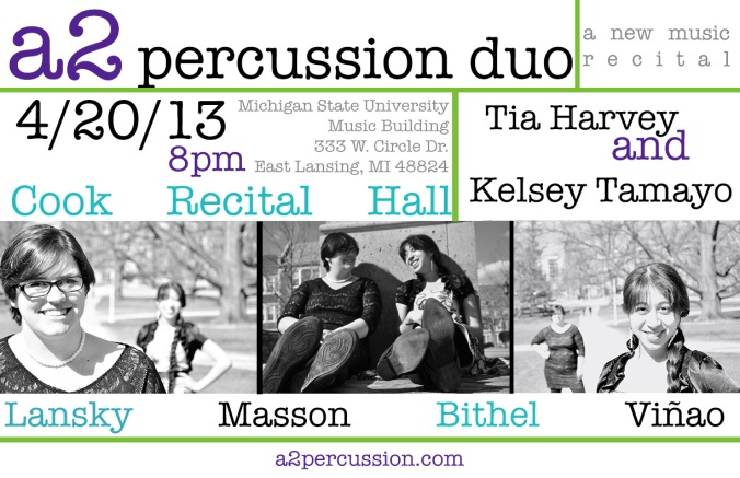 Duo Recital is only a few weeks away!