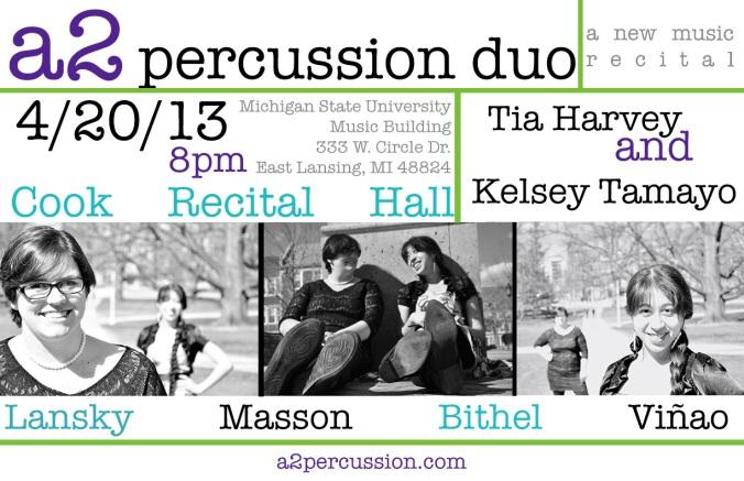 Duo Recital is only a few weeks away!