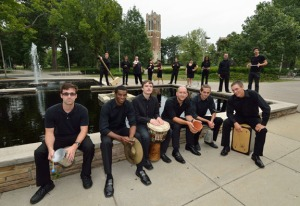 MSU College of Music Percussion