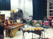 First PASIC run through rehearsal.