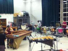 First PASIC run through rehearsal.